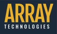 Array Technologies – Equity Capital Markets