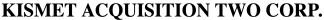 Kismet Acquisition Two Corp ECM- Feb21