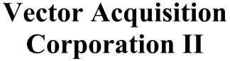 Vector Acquisition Corp II ECM- Mar21