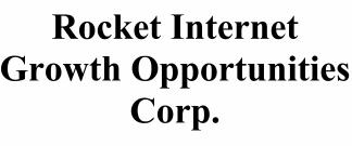 Rocket Internet Growth Opportunities ECM- Mar21