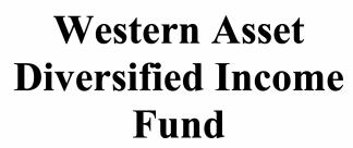 Western Asset Diversified Income Fund ECM- Jun21