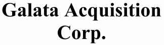 Galata Acquisition Corp. ECM- Jul21