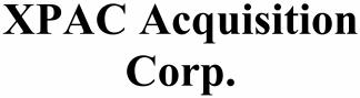 XPAC Acquisition Corp ECM- Jul21